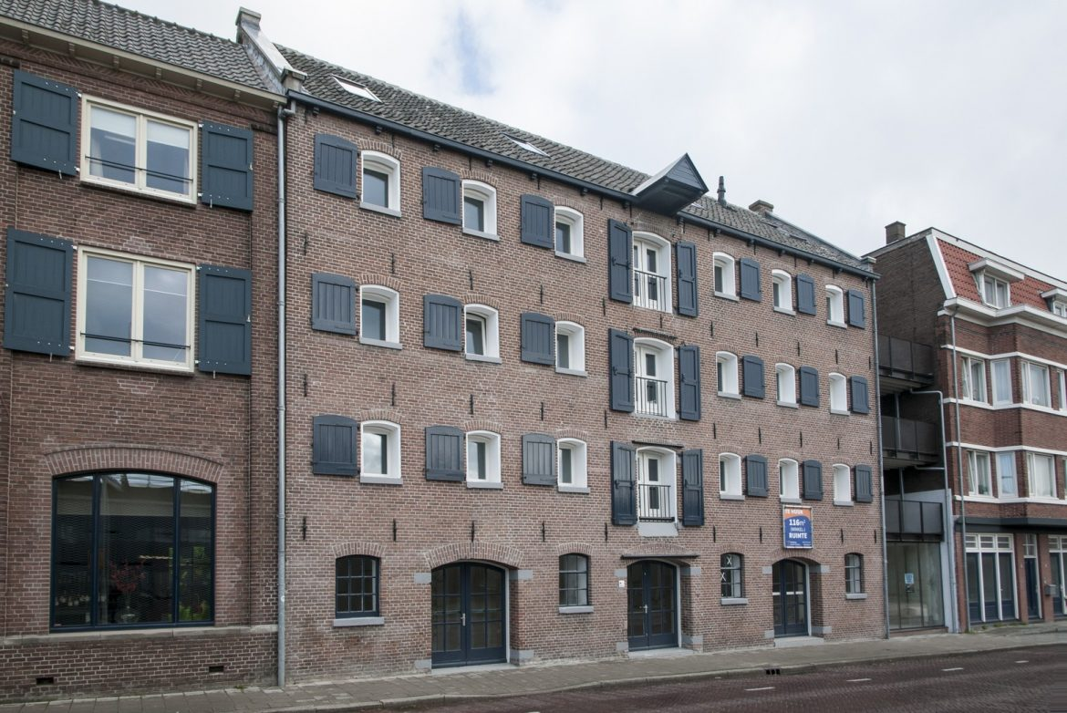 Voorzijde Pakhuis Deventer