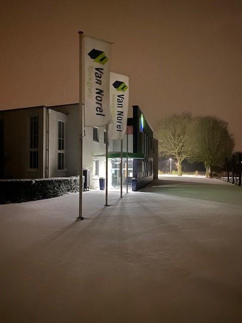 2021-02-08 kantoor winterlandschap